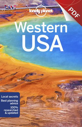 Western USA - Southwest (PDF Chapter)