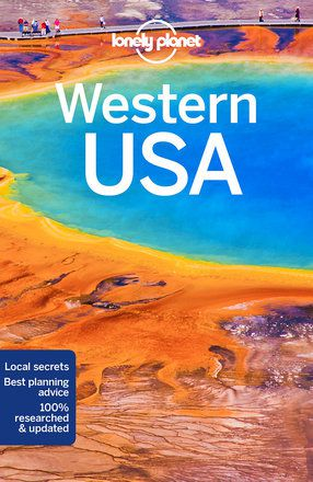 Western USA travel guide - 4th edition