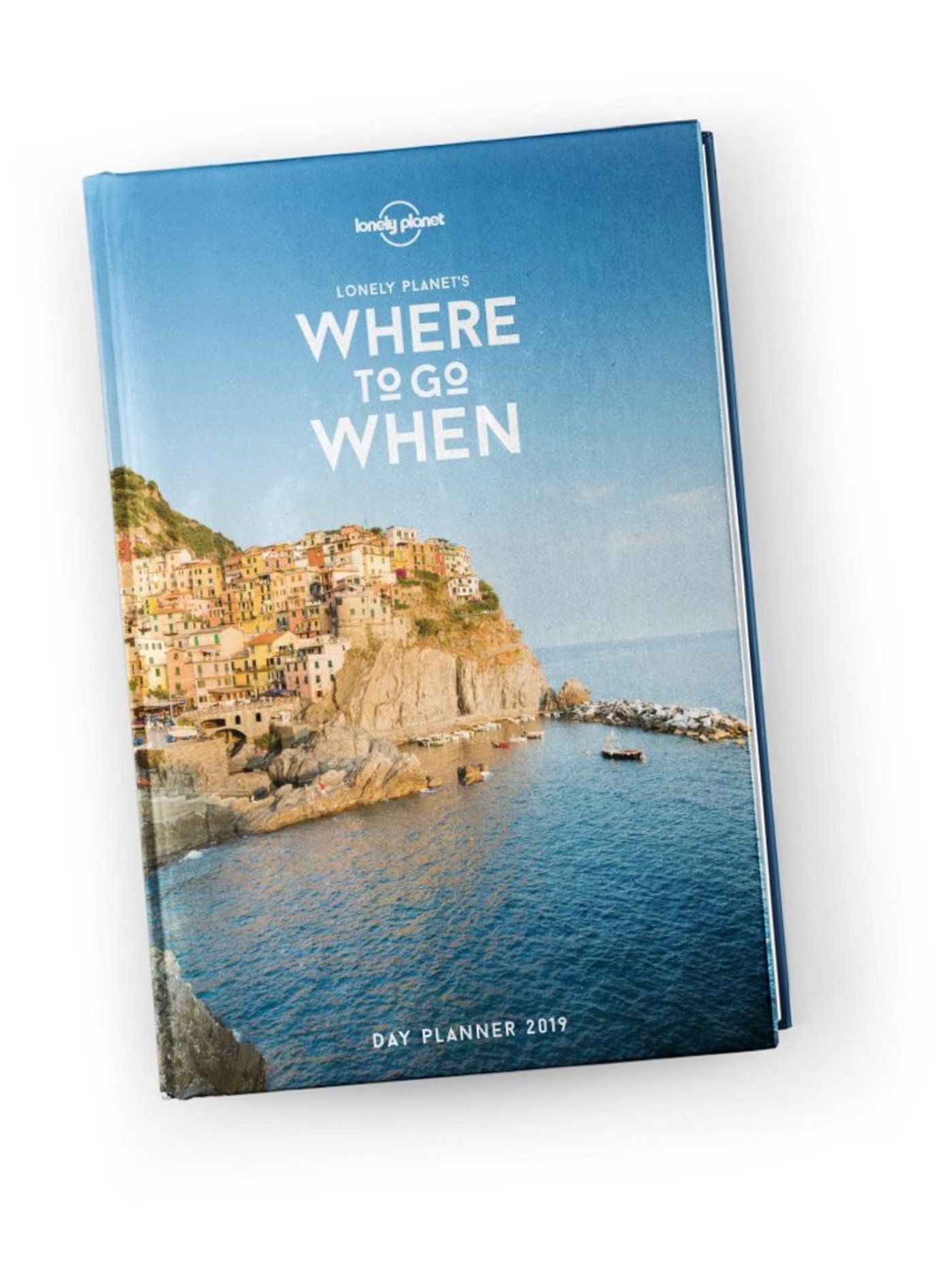 Where To Go When Day Planner 2019 [US]