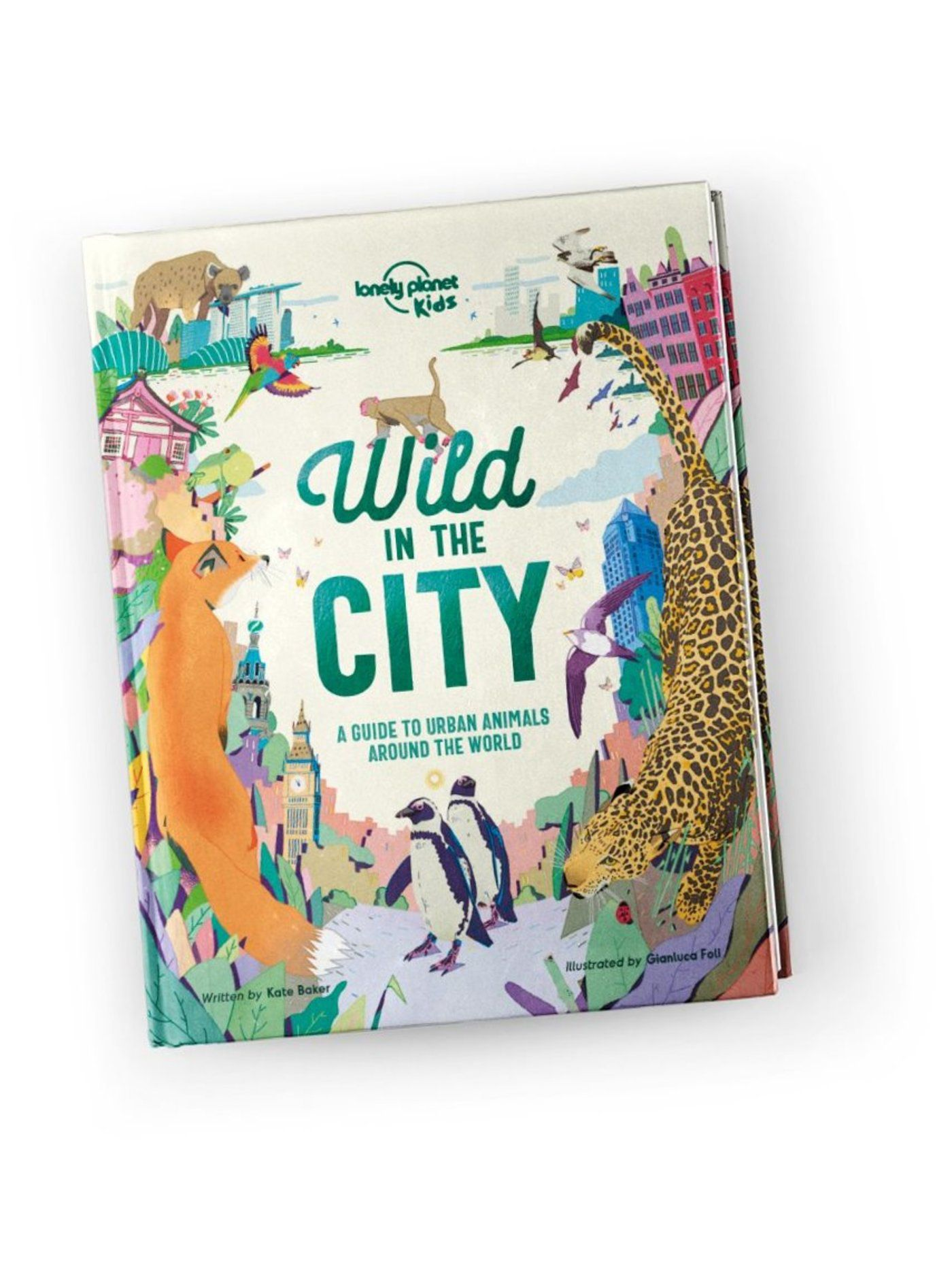 Wild In The City (North & South America edition)