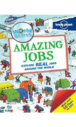 World Search - Amazing Jobs (North and South America edition)
