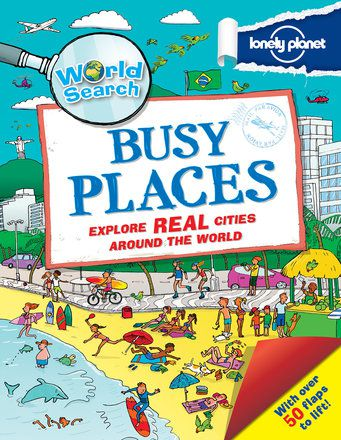 World Search - Busy Places (North and South America edition)