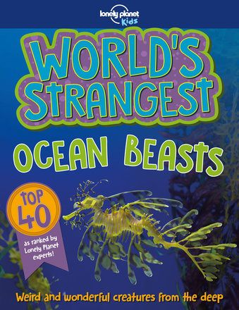 World's Strangest Ocean Beasts (North & South America edition)