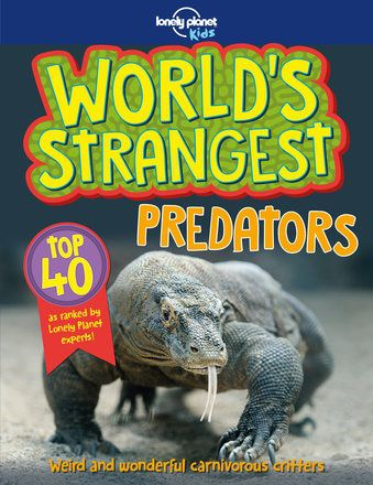 World's Strangest Predators (North & South America edition)