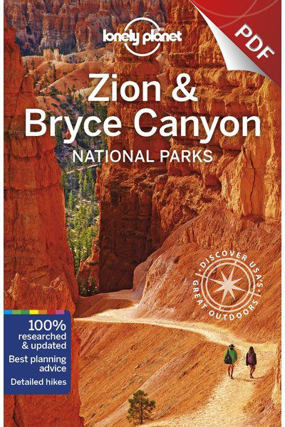 Zion & Bryce Canyon National Parks - Capitol Reef National Park & Around (PDF Chapter)